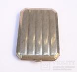 Портсигар магнитный металл., фото №10