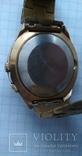 Часы ракета в позолоченом корпусе с браслетом photo 4