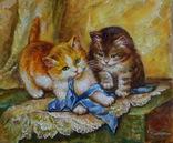 «Забавные котята» photo 1