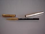 Ручка шариковая позолоченная 18 ct gilded germany dummert, фото №11