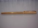 Ручка шариковая позолоченная 18 ct gilded germany dummert, фото №2