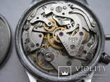 Часы хронограф Штурманские 31659 1 квартал 1992 года photo 6