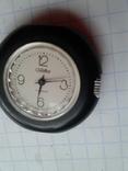 наручные часы СССР Слава 17 камней Пластмассовый корпус на ходу, фото №5