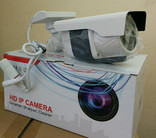 Новая IP видеокамера 1.3 Mp / 960P / 2.8-12mm / уличная, фото №2