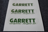 Наклейки Garrett ACE 250, фото №3