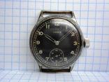"""Часы """"HADO"""" военный заказ период 3-го Рейха с маркировкой DH photo 1"""