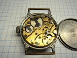"""Часы """"HADO"""" военный заказ период 3-го Рейха с маркировкой DH photo 7"""