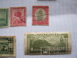 Марки Антигуа, Венгрии, Гвинеи , Колумбии и пр. 13 шт., фото №6