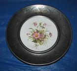Настенная тарелка из Германии, фото №2