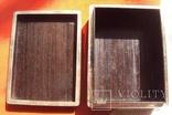 Серебряная шкатулка Япония., фото №6