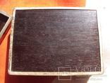 Серебряная шкатулка Япония., фото №9