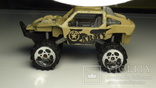 Машинка багги американской армии. Крепкий металл., фото №2