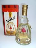 """Bols Ballerina"" - Ликер в бутылке типа музыкальная шкатулка"