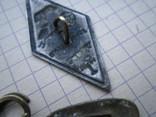 Копия жетона знака Плуг и молот, фото №10