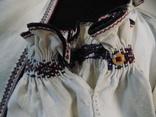 Сорочка вишита вовною з околиць Станіславова, фото №11