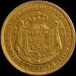 40 лір 1815 року, Парма, Марія-Луїза