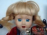 Заводная музыкальная кукла, фото №3