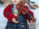 Заводная музыкальная кукла, фото №4