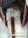 Заводная музыкальная кукла, фото №7