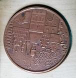 Медаль Латвийское морское пароходство, фото №5