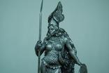Валькирия с копьем и щитов. Воительница. 105мм photo 7