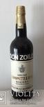 """Херес амонтильядо,,Don Zoila"""".Испания.1971г."""