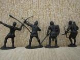 Египтяне черные 4шт., фото №7