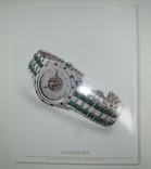 Аукционный каталог Christies 28/04/2009. Ювелирные украшения, часы, фото №3