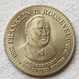 Франклин Рузвельт 32-й Президент США, фото №2