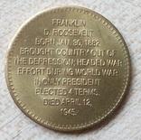 Франклин Рузвельт 32-й Президент США, фото №3