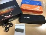 Блютуз колонка - Nomi BT 522 Bass Plus + три чехла Black/Blue/Orange, фото №6