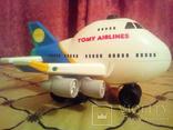 Игрушка Самолёт Tomi airlines., фото №3