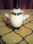 Игрушка Самолёт Tomi airlines. photo 3