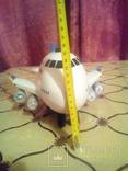 Игрушка Самолёт Tomi airlines. photo 7
