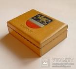 Немецкая деревянная коробочка для сигарет Rostok, фото №6