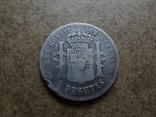 2 песеты 1882 Испания серебро  (У.3.12)~, фото №3