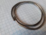 Спіральний браслет Скіфи (срібло) photo 1