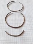 Спіральний браслет Скіфи (срібло) photo 11