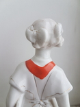 Пионерка со скрипкой, Чудово, 1959 год, 1 сорт, фото №8