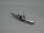 Знак Командир Подводной лодки. Копия, фото №3