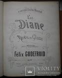Книга Музыкальный Винигрет Попурри И. Реш 1886 г. Ноты, фото №8