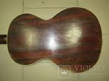 Цыганская гитара 1900 г. А. Ф. Гергардъ Харьков с перламутром, фото №11