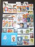 Альбом Полные годовые наборы Хронология 1979-1983 (не гашенные MNH) photo 8