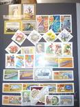 Альбом Полные годовые наборы Хронология 1979-1983 (не гашенные MNH) photo 11