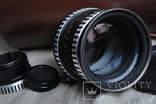 Sonnar 2.8/180 mm, Киев-6, 60, + переходник Carl Zeiss на М.42.., photo number 3