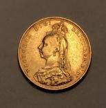 1 соверен 1890 года photo 1