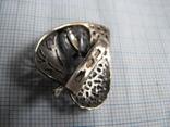 Комплект   серебро 925пр. фионит   вес - 18г, фото №4