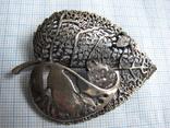 Комплект   серебро 925пр. фионит   вес - 18г, фото №7