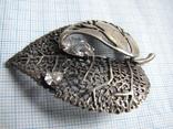 Комплект   серебро 925пр. фионит   вес - 18г, фото №9
