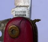 Складной нож Solingen . Rostfrei photo 7